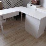 inne meble z drewna biurko